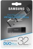 Флешка Samsung USB 3.1 Flash Drive DUO Plus 32GB