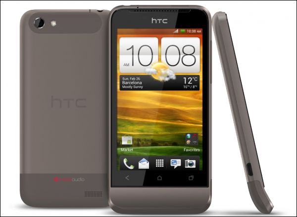 HTC One V новинка 2012 года