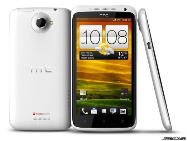 HTC One X смартфон новинка