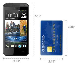 Купить HTC Desire 300 в Санкт-Петербурге