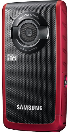 Samsung W200: защищенная карманная Full HD видеокамера
