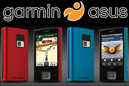 ASUS и Garmin станут ближе в 2010 году